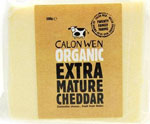 Calon Wen Extra Mature Cheddar Organic