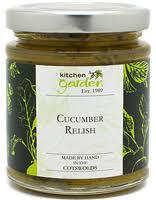 Kitchen Garden Crunchy Cucumber Relish