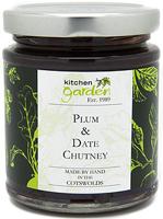 Kitchen Garden Plum & Date Chutney