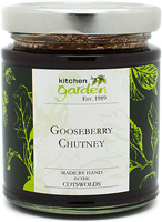 Kitchen Garden Gooseberry Chutney