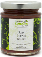 Kitchen Garden Red Pepper Relish