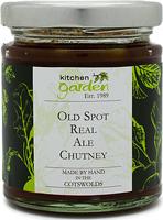 Kitchen Garden Old Spot Real Ale Chutney