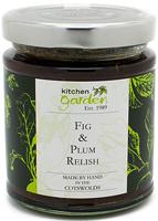 Kitchen Garden Fig & Plum Relish