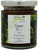 Kitchen Garden Real Ale Chutney Organic