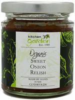 Kitchen Garden Sweet Onion Relish Organic