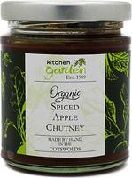 Kitchen Garden Spiced Apple Chutney Organic