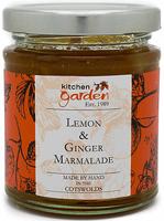 Kitchen Garden Coarse Cut Lemon & Ginger Marmalade