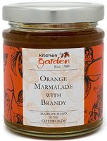 Kitchen Garden Orange Marmalade With Brandy