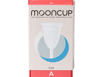 Mooncup Menstrual Cup ~ Model A