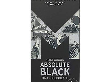Montezuma's Absolute Black With Almonds