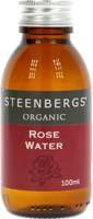 Steenbergs Rose Water Organic