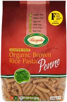 Rizopia Penne Brown Rice Pasta Organic