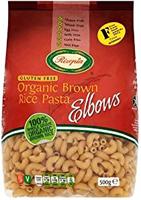 Rizopia Brown Rice Gluten Free Pasta Elbows Organic