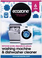 Ecozone Washing Machine & Dishwasher Cleaner Tablets