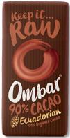 Ombar 90% Cacao Ecuadorian Organic