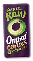 Ombar Centres Pistachio Raw Organic 35g