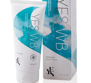 Yes Water Based Intimate Lubricant Organic 100ml