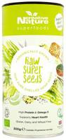 Creative Nature Raw Super Shelled Hemp Seeds Organic