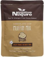 Creative Nature Chocolate Chip Muffin Mix Organic