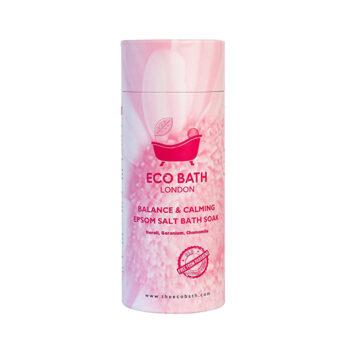 The Eco Bath Balance & Calming Epsom Bath Soak