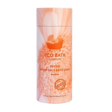 The Eco Bath Detox Epsom Salt Bath Soak ~ Grapefruit 1kg