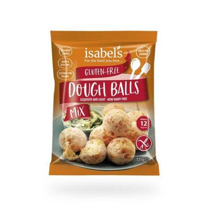 Isabel's Gluten Free Dough Balls Mix