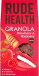Rude Health Strawberry & Raspberry Granola Organic