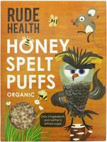 Rude Health Honey Spelt Puffs Organic