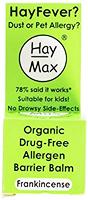 HayMax Frankincense Allergen Barrier Balm Organic