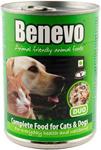 Benevo Vegetarian Moist Cat & Dog Food