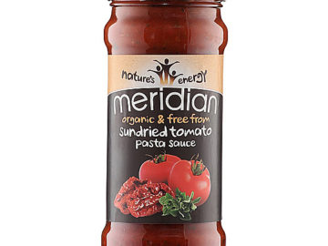 Meridian Sundried Tomato Pasta Sauce Organic