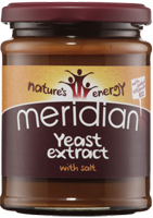 Meridian Natural Yeast Extract ~ No Added Salt