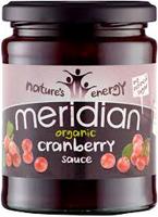 Meridian Cranberry Sauce Organic