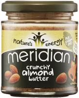 Meridian Almond Butter Crunchy