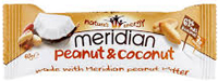 Meridian Peanut & Coconut Bar
