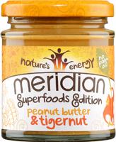 Meridian Peanut Butter & Tigernut Superfoods Edition