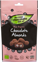 The Raw Chocolate Co. Raw Chocolate Almonds Organic