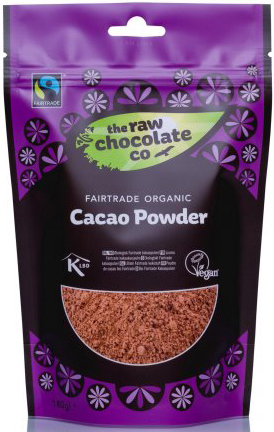 The Raw Chocolate Co. Raw Cacao Powder Organic