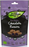 The Raw Chocolate Co. Raw Chocolate Raisins Organic 125g