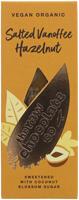The Raw Chocolate Co. Salted Vanoffee Hazelnut Organic