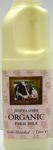 Jess's Ladies Organic Semi-Skimmed Unhomogenised Farm Milk