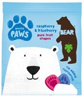Bear Arctic Paws Raspberry & Blueberry