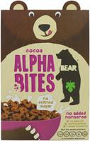 Bear Cocoa Alpha Bites