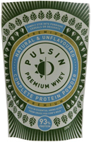 Pulsin' Whey Protein Natural 250g