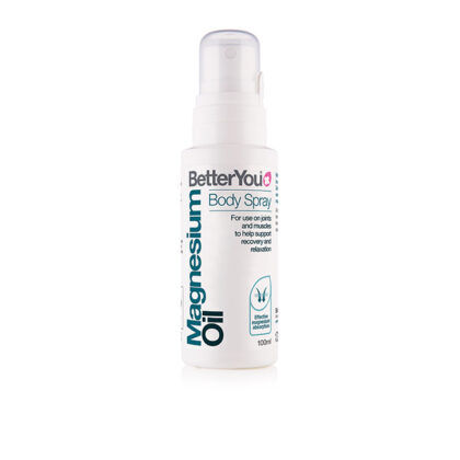 Better You Magnesium Oil Pure Mineral Spray