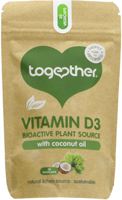 Together Vitamin D3 Vegecaps