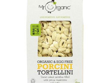 Mr Organic Porcini Tortellini Organic