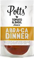 Potts' Tomato & Basil Sauce