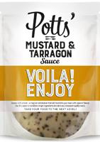 Pott's Mustard & Tarragon Sauce