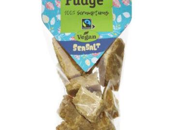 Cotswold Fudge Co. Sea Salt Vegan Fudge